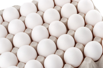 Background from eggs.