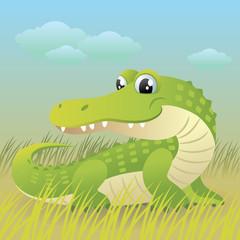 Baby Animal collection: Crocodile