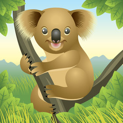 Baby Animal collection: Koala. More animals in my gallery.