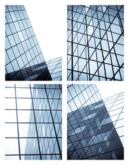 Architectural pictures collage
