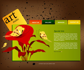 Website Template 02
