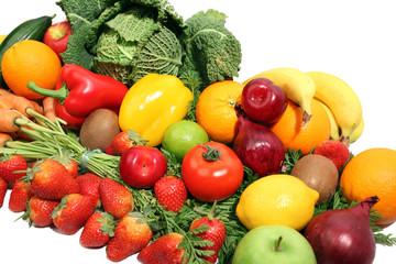Fruit and veg shot on 21mp