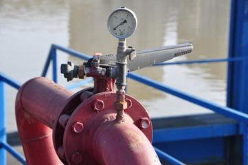 manometre petrole