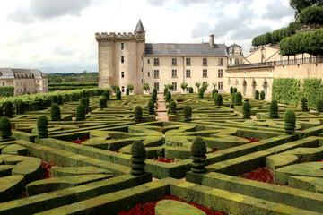 Liebesgärten Villandry