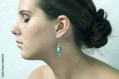 """Closed eyes. Profile"" Stock photo and royalty-free images ..."