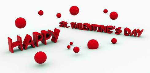 st. valentines text
