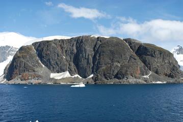 antartica discovered