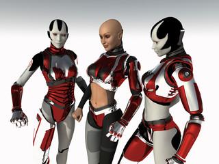 Cyborg Women
