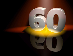 60 celebration