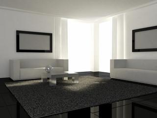 Interior design - Modern Livingroom