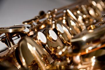 saxophon tasten - details