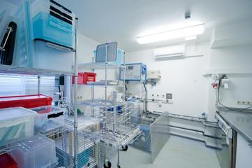 Sterile Aufbereitung