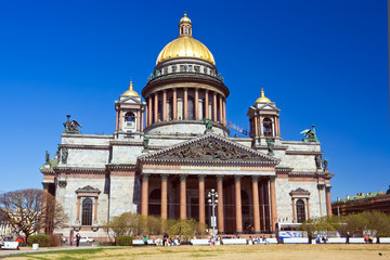 Wall Mural - Saint Isaac's Cathedral