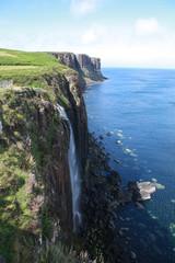 Wasserfall auf Skye Schottland