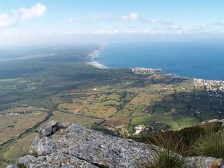 Vistas - Serra de Tramuntana - Mallorca