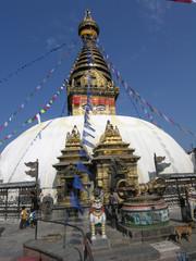 Monkey Temple, Kathmandu 2