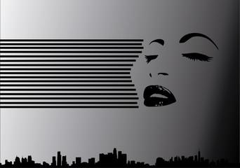 City Woman Spirit