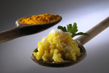 Risotto alla milanese - Primi piatti della lombardia