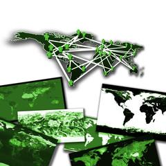 viaggi, connessioni, comunicazioni, reti