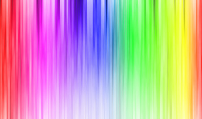 Background with rainbow of stripes
