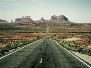 USA Monument Valley straße 4
