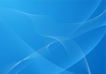 Abstrakt Hintergrund Blau