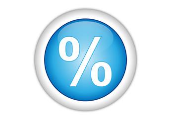 Button Prozent/Rabatt
