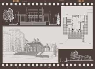 exhibition pavilion draft