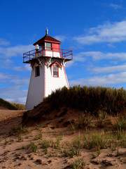 Canvas Print - Prince Edward Island Lighthouse