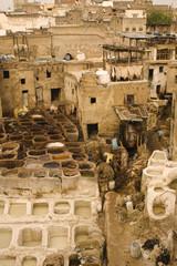 Tannerie de Fez