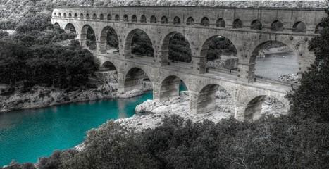 Le Pont du Gard HDR