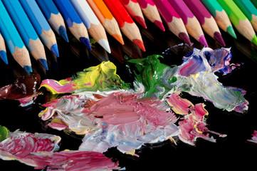 The creative disorder.