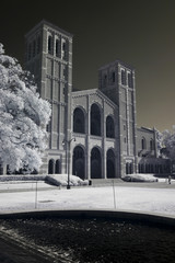 Royce Hall Infrared 3