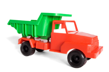 toy lorry