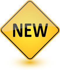 Yellow New Label