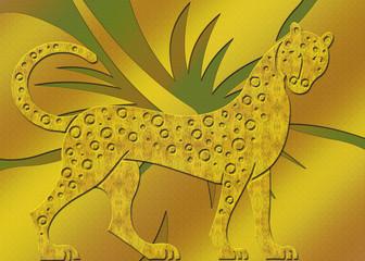 Gepard - Raubkatze - Wildcat - Dschungel