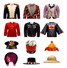 Costumes and Hats