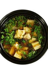 Japanese Cuisine -- Soup
