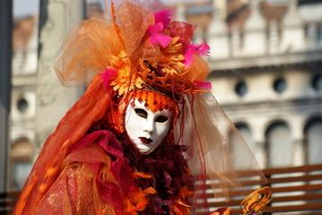 Carnival Posing