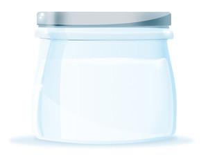 Tarro de cristal 1