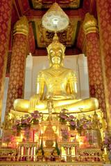 Buddha image, Thailand.