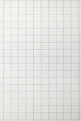 texture papier quadrillé