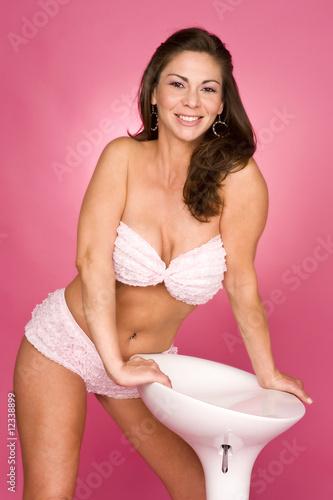 Sexy latinas panties