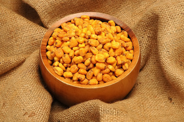 corn dry fruit