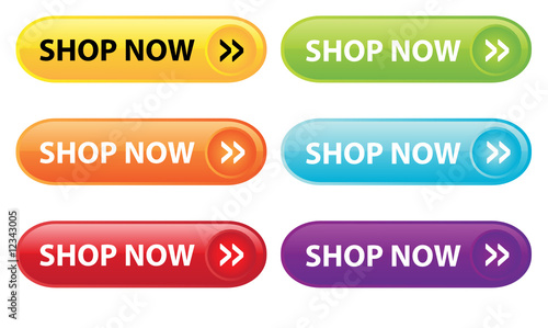 Shop now icon stock illustration. Illustration of market