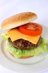 Hamburger Cheeseburger