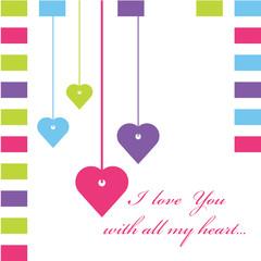 Wedding Romantic Card