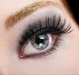 Beauty false eyelashes
