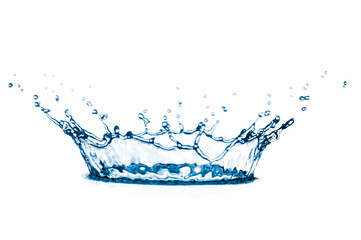 corona from water