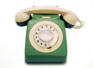 Retro, vintage telephone